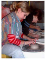 Semi-Private Lessons Pottery (Two Students)